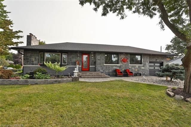 2179 Clarendon Park Drive, Burlington, ON L7R 1W9 (MLS #40021407) :: Forest Hill Real Estate Collingwood