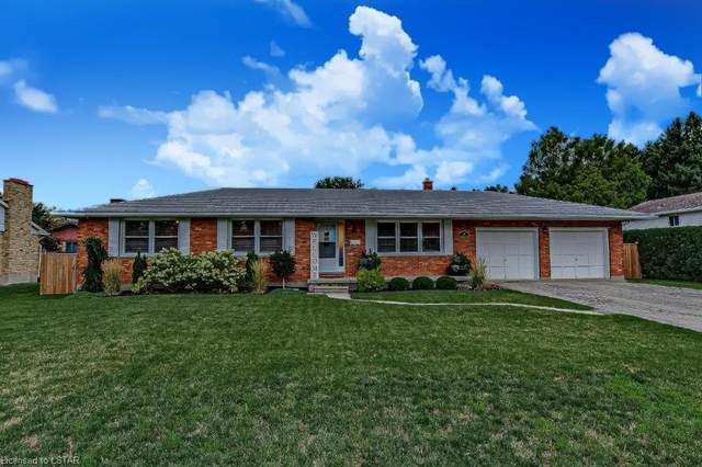 82 Bodkin Street, St. Thomas, ON N5R 2L1 (MLS #40021522) :: Sutton Group Envelope Real Estate Brokerage Inc.