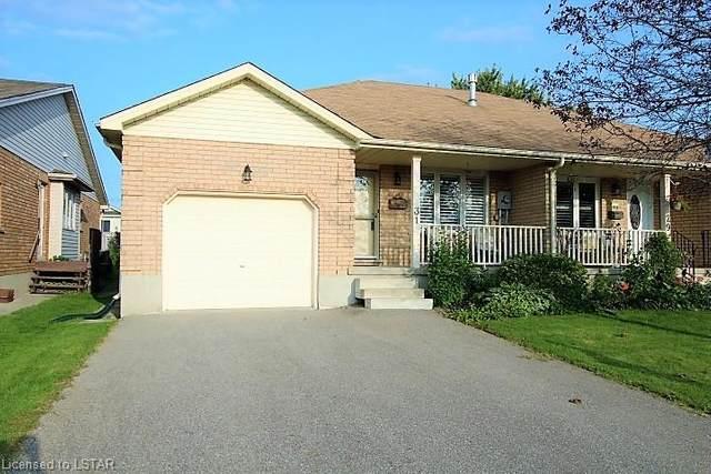 31 Fanjoy Drive, St. Thomas, ON N5R 6B3 (MLS #40021560) :: Sutton Group Envelope Real Estate Brokerage Inc.