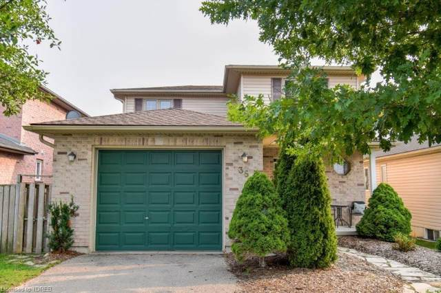 35 Herford Street, Tillsonburg, ON N4G 4V1 (MLS #40021615) :: Forest Hill Real Estate Collingwood