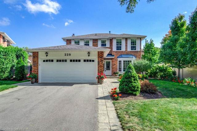 229 Riverview Street, Oakville, ON L6L 5Y2 (MLS #40021636) :: Forest Hill Real Estate Collingwood
