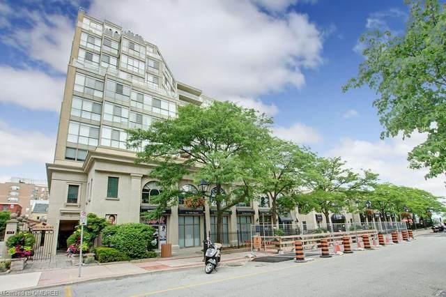 415 Locust Street #507, Burlington, ON L7S 2J2 (MLS #40021666) :: Forest Hill Real Estate Collingwood