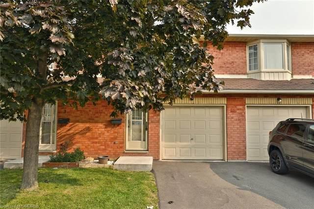 280 Limeridge Road E #2, Hamilton, ON L9A 2S7 (MLS #40021686) :: Forest Hill Real Estate Collingwood
