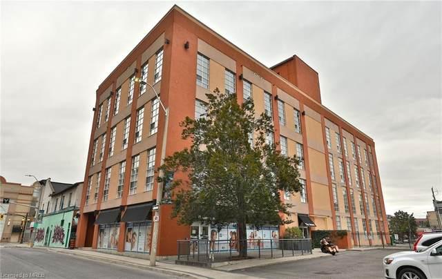 11 Rebecca Street #204, Hamilton, ON L8R 3H7 (MLS #40021741) :: Forest Hill Real Estate Collingwood
