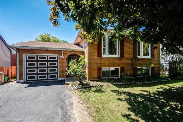 1204 Fisher Avenue, Burlington, ON L7P 2L4 (MLS #40021807) :: Forest Hill Real Estate Collingwood