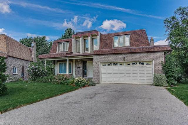 54 Pinegrove Crescent, London, ON N6J 3Y9 (MLS #40021950) :: Sutton Group Envelope Real Estate Brokerage Inc.