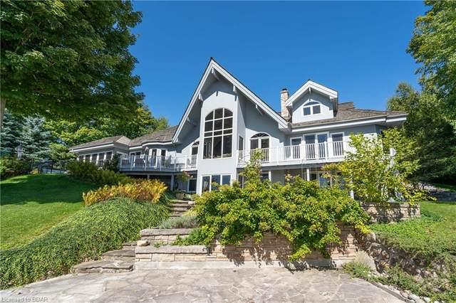 153 Bay Street, Shanty Bay, ON L0L 2L0 (MLS #40022003) :: Forest Hill Real Estate Inc Brokerage Barrie Innisfil Orillia