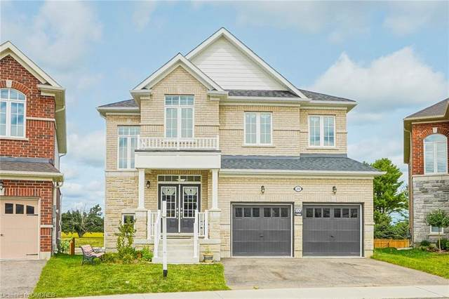 29 Barlow Place, Paris, ON N3L 0G8 (MLS #40022085) :: Forest Hill Real Estate Collingwood