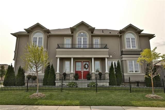 136 Penny Lane, Stoney Creek, ON L8J 0E3 (MLS #40022167) :: Forest Hill Real Estate Collingwood
