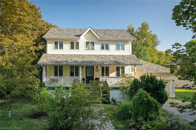 150 Wasaga Sands Drive, Wasaga Beach, ON L9Z 1H9 (MLS #40022177) :: Forest Hill Real Estate Collingwood