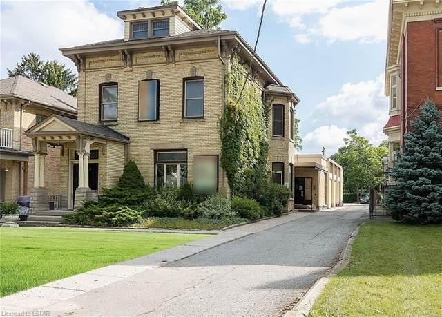 470 Colborne Street, London, ON N6B 2T3 (MLS #40022188) :: Sutton Group Envelope Real Estate Brokerage Inc.
