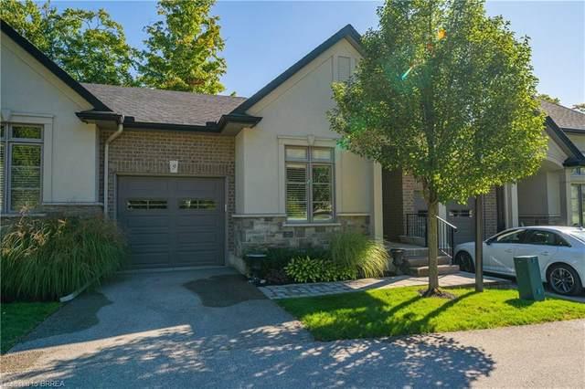 20 Tolhurst Avenue #9, St. George, ON N0E 1N0 (MLS #40022190) :: Forest Hill Real Estate Collingwood