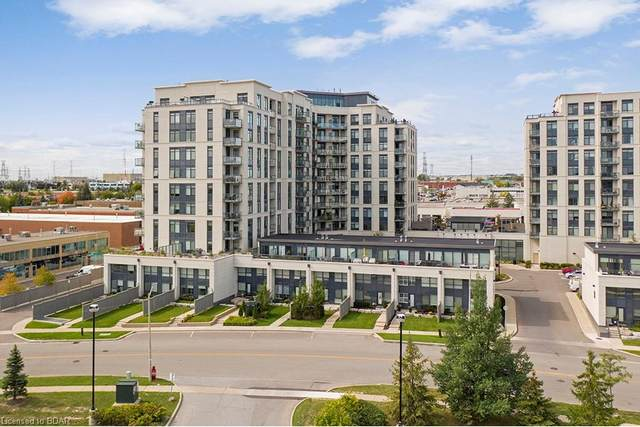 24 Woodstream Boulevard #1012, Vaughan, ON L4L 8C4 (MLS #40022248) :: Forest Hill Real Estate Collingwood