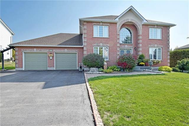 4023 North Hill Drive, Perth East, ON N0B 2P0 (MLS #40022281) :: Forest Hill Real Estate Collingwood