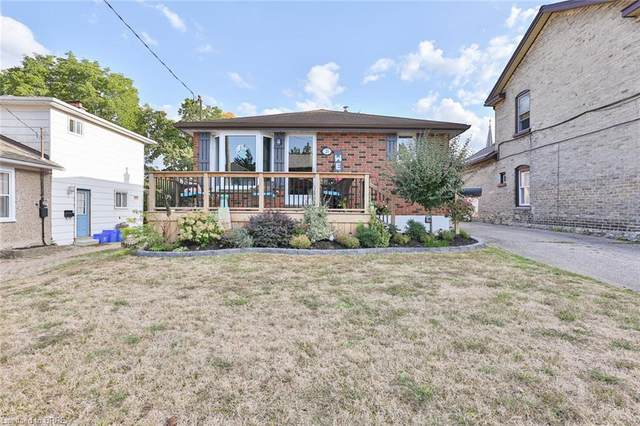 23 Dundas Street W, Paris, ON N3L 1E9 (MLS #40022294) :: Forest Hill Real Estate Collingwood