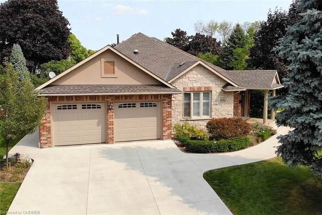 1084 Crofton Way, Burlington, ON L7P 4W8 (MLS #40022332) :: Forest Hill Real Estate Collingwood