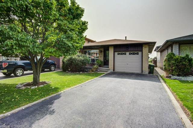 182 Parkwood Crescent, Hamilton, ON L8V 4Z4 (MLS #40022403) :: Forest Hill Real Estate Collingwood