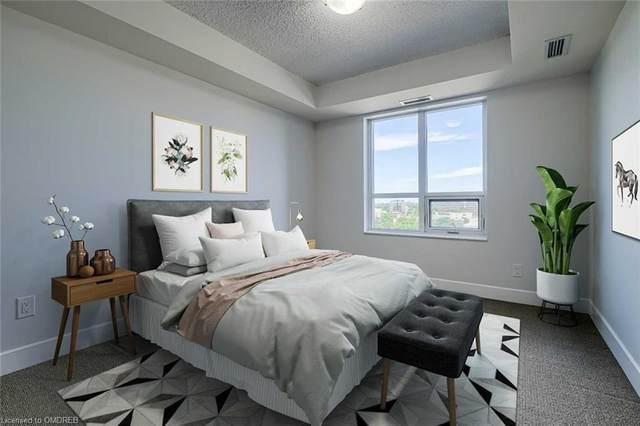 6 Eva Road #1011, Toronto, ON M9C 0B1 (MLS #40022452) :: Forest Hill Real Estate Collingwood