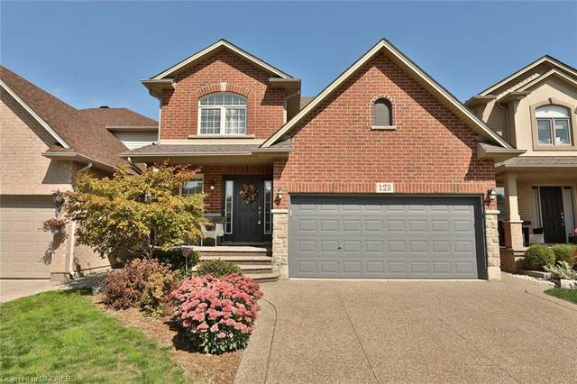 123 Theodore Drive, Hamilton, ON L9A 5K1 (MLS #40022458) :: Forest Hill Real Estate Collingwood