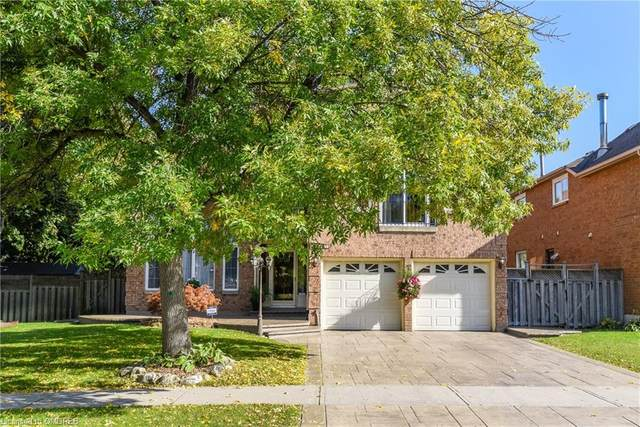 1100 Lansdown Drive, Oakville, ON L6J 7N8 (MLS #40022461) :: Forest Hill Real Estate Collingwood