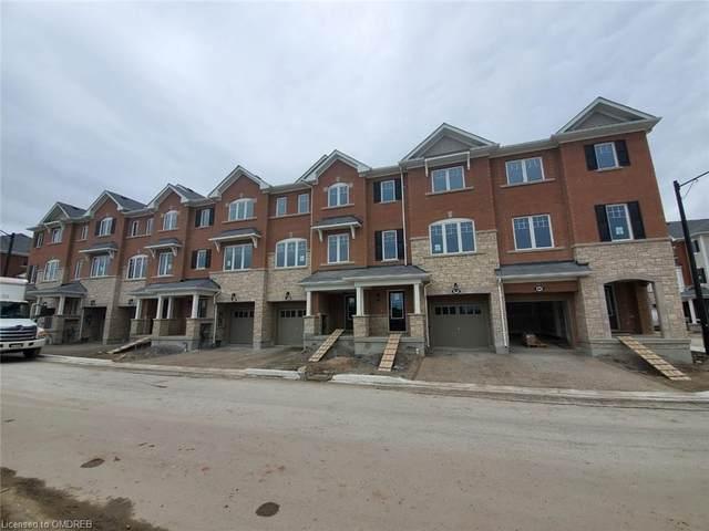92 Hibiscus Lane, Hamilton, ON L8K 5J3 (MLS #40022470) :: Forest Hill Real Estate Collingwood