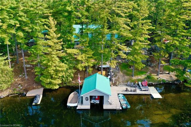 14 Severn River Sr404 ., Muskoka Lakes Twp, ON P0B 1E0 (MLS #40022504) :: Forest Hill Real Estate Collingwood