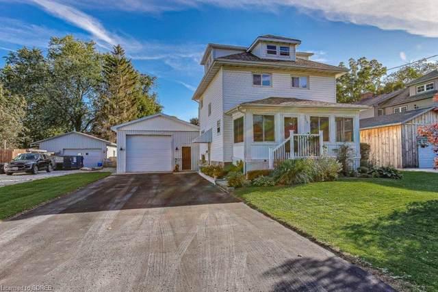 204 Regent Avenue, Port Dover, ON N0A 1N0 (MLS #40022524) :: Forest Hill Real Estate Collingwood
