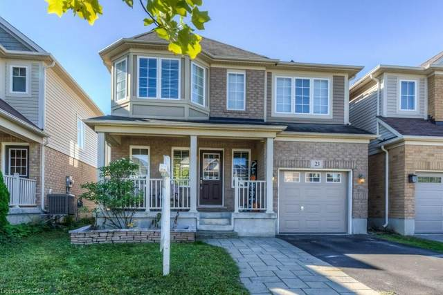 23 Sharpe Avenue, Cambridge, ON N2C 0A8 (MLS #40022526) :: Forest Hill Real Estate Collingwood