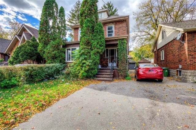 32 Newton Avenue, Hamilton, ON L8S 1V7 (MLS #40022537) :: Forest Hill Real Estate Collingwood