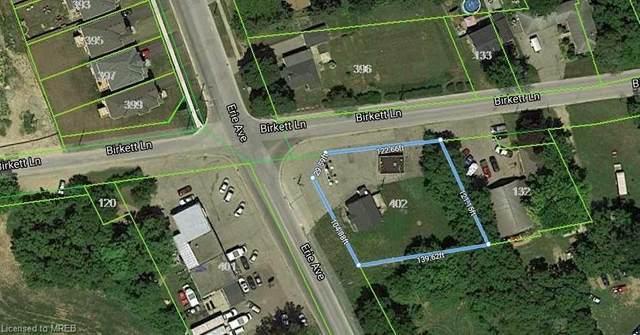 402 Erie Avenue, Brantford, ON N3T 5L9 (MLS #40022560) :: Sutton Group Envelope Real Estate Brokerage Inc.