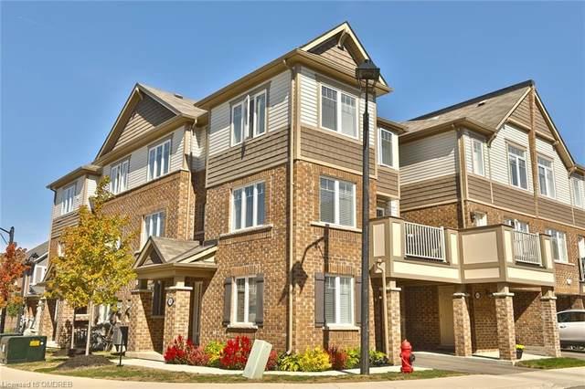 22 Spring Creek Drive #48, Hamilton, ON L8B 1V7 (MLS #40022567) :: Forest Hill Real Estate Collingwood