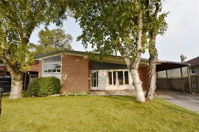 89 Benleigh Drive, Scarborough, ON M1H 1J7 (MLS #40022580) :: Forest Hill Real Estate Collingwood