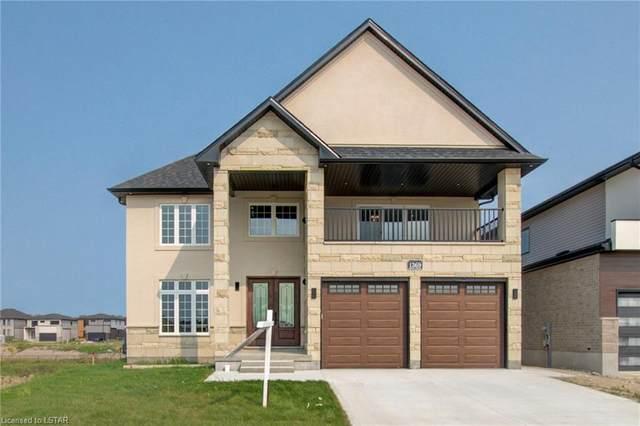 1369 Medway Park Drive, London, ON N6G 0V7 (MLS #40022603) :: Sutton Group Envelope Real Estate Brokerage Inc.