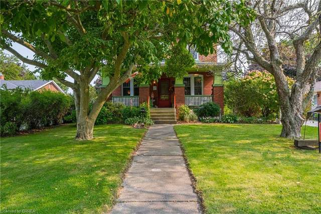 616 Main Street, Port Dover, ON N0A 1N0 (MLS #40022605) :: Forest Hill Real Estate Collingwood