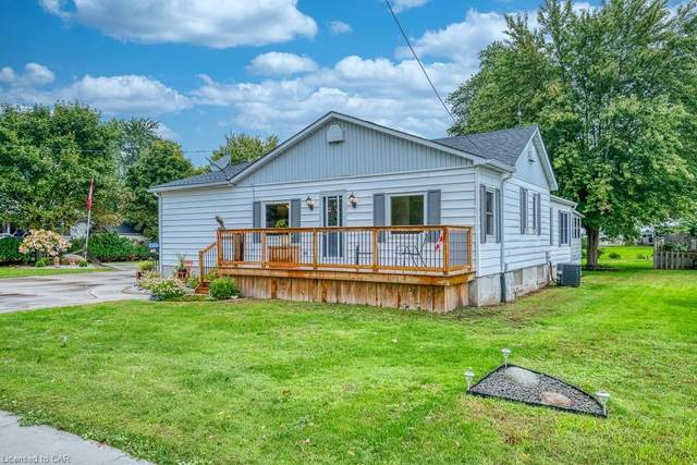 22824 Hagerty Road, Newbury, ON N0L 1Z0 (MLS #40022653) :: Forest Hill Real Estate Collingwood