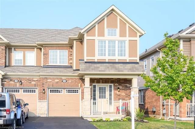 132 Mcmonies Drive, Hamilton, ON L8B 0A6 (MLS #40022688) :: Forest Hill Real Estate Collingwood