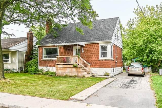 12 West 3Rd Street, Hamilton, ON L9C 3J6 (MLS #40022702) :: Forest Hill Real Estate Collingwood