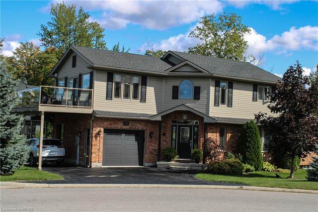 17 Harbour Court, Bayfield, ON N0M 1G0 (MLS #40022802) :: Forest Hill Real Estate Collingwood