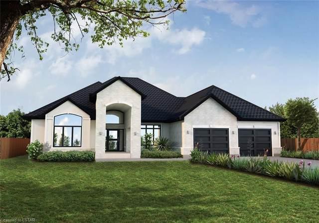393 Warner Terrace, London, ON N6G 0E8 (MLS #40022811) :: Sutton Group Envelope Real Estate Brokerage Inc.