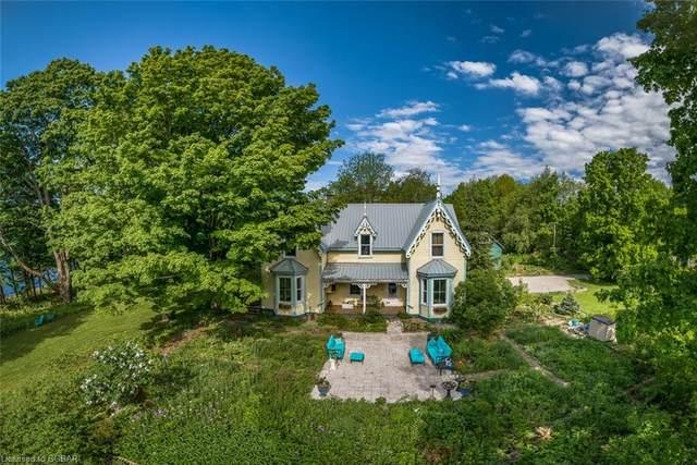239 Champlain Road, Penetanguishene, ON L9M 1S2 (MLS #40022832) :: Forest Hill Real Estate Collingwood