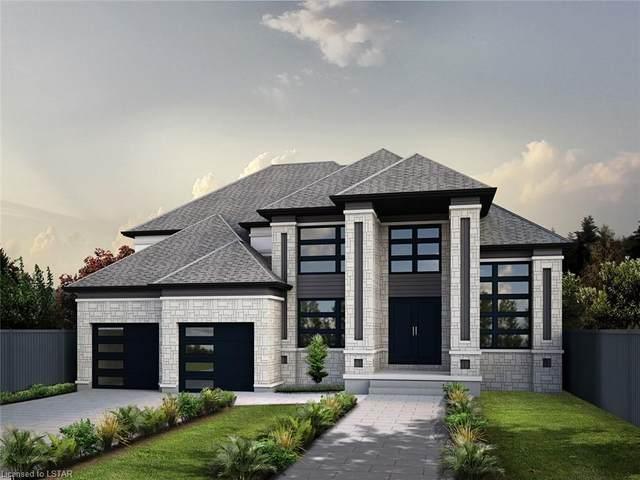 513 Warner Terrace, London, ON N6G 0E8 (MLS #40023002) :: Sutton Group Envelope Real Estate Brokerage Inc.