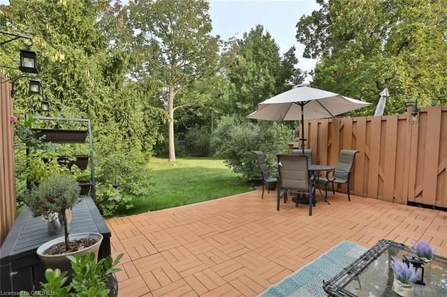 2301 Cavendish Drive #8, Burlington, ON  (MLS #40023062) :: Forest Hill Real Estate Collingwood