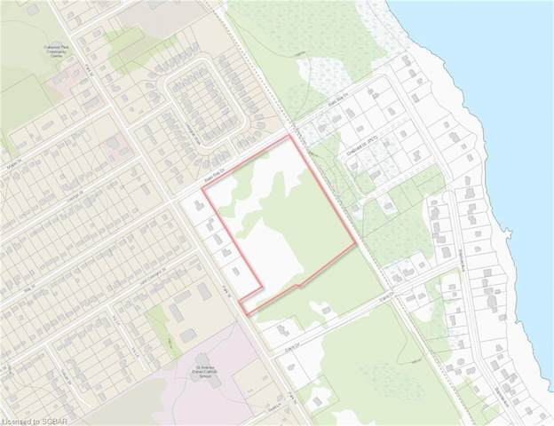 LT 13 Bass Bay Drive, Victoria Harbour, ON L0K 2A0 (MLS #40023067) :: Forest Hill Real Estate Collingwood