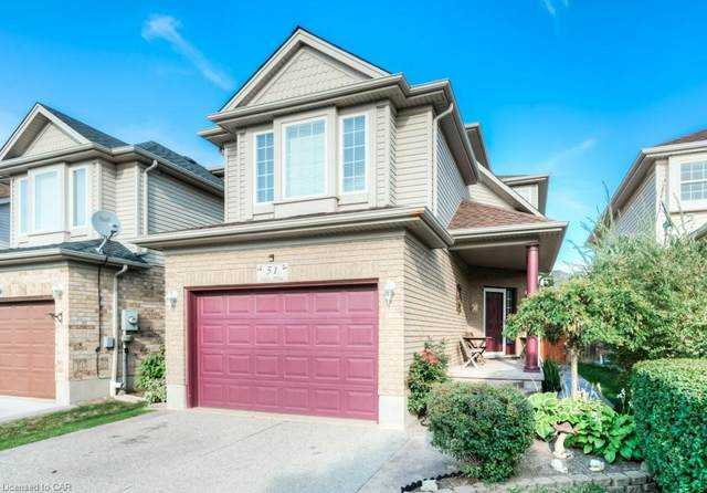 51 Gees Way, Cambridge, ON N3C 4M5 (MLS #40023122) :: Forest Hill Real Estate Collingwood