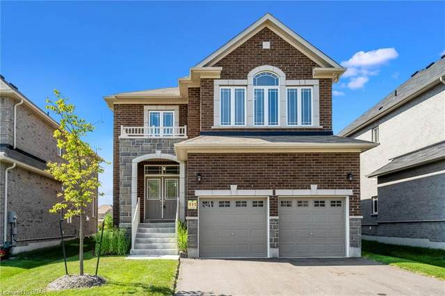 26 Pearl Street, Wasaga Beach, ON L9Z 1J6 (MLS #40023124) :: Forest Hill Real Estate Collingwood