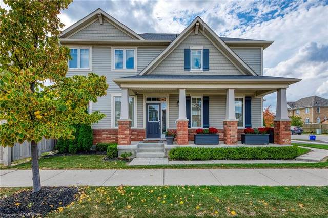 368 Leiterman Drive, Milton, ON L9T 8G2 (MLS #40023309) :: Sutton Group Envelope Real Estate Brokerage Inc.
