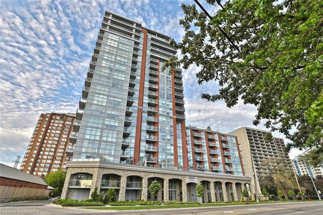 551 Maple Avenue #702, Burlington, ON L7S 1M7 (MLS #40023319) :: Forest Hill Real Estate Collingwood