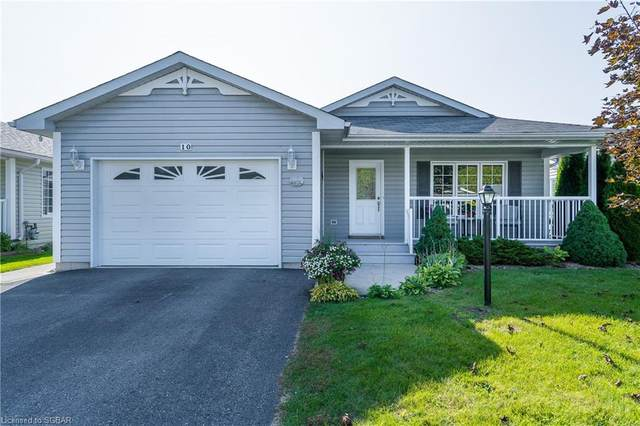 10 Virginia Avenue, Wasaga Beach, ON L9Z 3A8 (MLS #40023341) :: Forest Hill Real Estate Collingwood