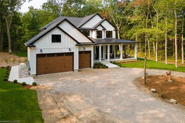 10195 Red Pine Road, Grand Bend, ON N0M 1T0 (MLS #40023397) :: Forest Hill Real Estate Collingwood
