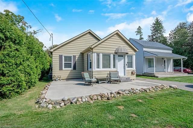 27 Confederation Street, Glen Williams, ON L7G 3R4 (MLS #40023461) :: Forest Hill Real Estate Collingwood